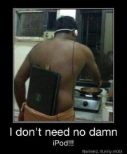 who needs an iPod??